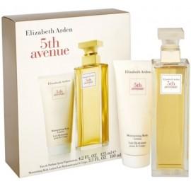 Elizabeth Arden 5th Avenue komplekts sievietēm (125 ml EDP + 100 ml ķermeņa losjons)