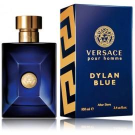 Versace Pour Homme Dylan Blue losjons pēc skūšanās vīriešiem 100 ml.