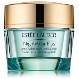 Esteé Lauder NightWear Plus Anti Oxidant detoksikācijas nakts sejas krēms 50 ml.