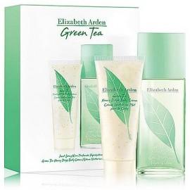 Elizabeth Arden Green Tea komplekts sievietēm (100 ml. EDP + 100 ml. ķermeņa losjons)