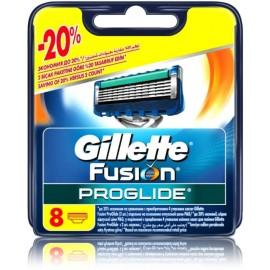 Gillette Fusion Proglide skuvekļa galviņas