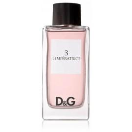 Dolce & Gabbana 3 L'Imperatrice EDT духи для женщин