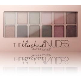 Maybelline The Blushed Nudes acu ēnu palete