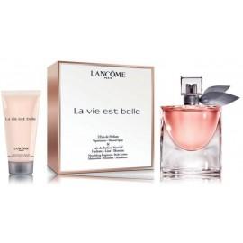 Lancome La Vie Est Belle komplekts sievietēm (50 ml. EDP + 50 ml. ķermeņa losjons)