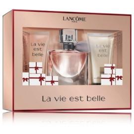 Lancome La Vie Est Belle komplekts sievietēm (30 ml. EDP + 50 ml. ķermeņa losjons + 50 ml. dušas želeja)