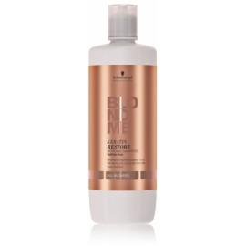 Schwarzkopf Professional BlondMe Keratin Restore Bonding šampūns gaišiem matiem