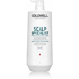 Goldwell Dualsenses Scalp Specialist Deep Cleansing dziļi attīrošs šampūns