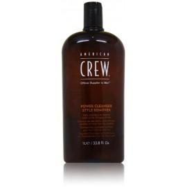 American Crew Power Cleanser Style Remover šampūns vīriešiem