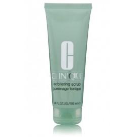 Clinique Exfoliating Scrub sejas ādas skrubis jauktai/taukainai ādai 100 ml.