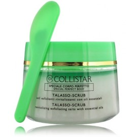 COLLISTAR Talasso-Scrub Revitalizing Salts Exfoliating atsvaidzinošs ķermeņa skrubis 700 g.