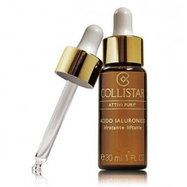 COLLISTAR Pure Actives Hialuronic Acid paceļošs mitrinošs sejas serums 30 ml.