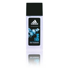 Adidas Ice Dive purškiamas dezodorantas vyrams 75 ml.
