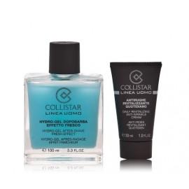 Collistar Men After Shave Fresh Effect Set komplekts vīriešiem pēc skūšanās (100 ml. + 30 ml.)
