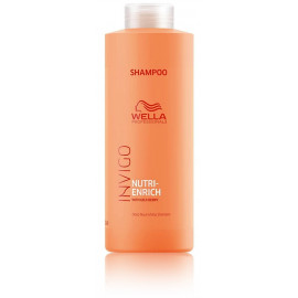 Wella Professional Invigo Nutri-Enrich mitrinošs šampūns