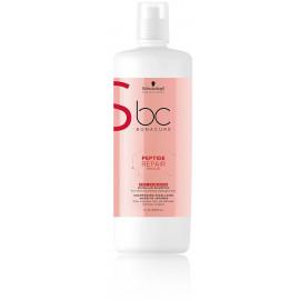 Schwarzkopf Professional BC Bonacure Peptide Repair Rescue Deep Nourishing šampūns