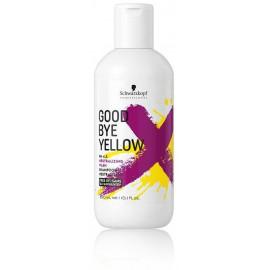 Schwarzkopf Professional Goodbye Yellow šampūns neitralizējošs dzeltenus toņus