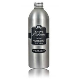 Tesori D Oriente White Musk dušas krēms sievietēm 500 ml.