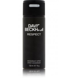 David Beckham Respect izsmidzināms dezodorants 150 ml.