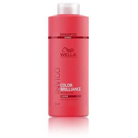 Wella Professional Invigo Brilliance šampūns krāsotiem raupjiem matiem