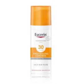 Eucerin Anti-wrinkle Emulsion Photoaging Control sejas šķidrums pret sauli ar SPF 30 50 ml.