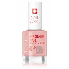 Rimmel Nail Nurse Stronger Nails stiprinošs līdzeklis nagiem 12 ml.