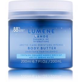 Lumene Lähde Artic Care Moisture Intense barojošs ķermeņa sviests 200 ml.