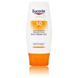 Eucerin Sun Allergy Protection SPF50 krēms-želeja pret sauli 150 ml.