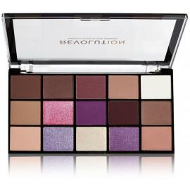 Makeup Revolution Visionary acu ēnu palete 16,5 g.