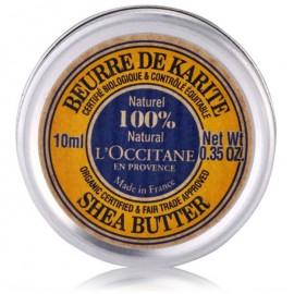 L'Occitane Shea Butter šī sviests 10 ml.