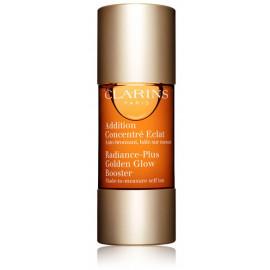 Clarins Radiance-Plus Golden Glow Booster pašiedeguma līdzeklis 15 ml.