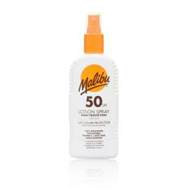 Malibu Lotion Spray SPF 50 izsmidzināms losjons pret sauli 200 ml