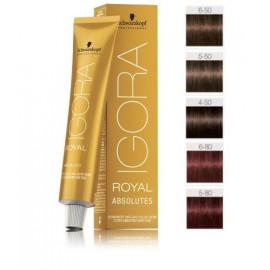 Schwarzkopf Professional IGORA Royal Absolutes profesionāla matu krāsa 60 ml.
