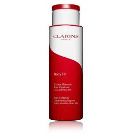 Clarins Body Fit Anti-Cellulite Contouring Expert ķermeņa želeja pret celulītu 400 ml.