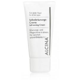 Alcina Self-Tanning Cream pašiedeguma krēms 50 ml.