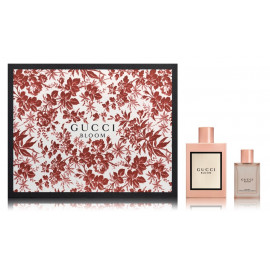 Gucci Bloom komplekts sievietēm (100 ml. EDP + 30 ml. izsmidzināms līdzeklis matiem)