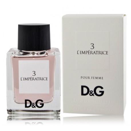 Dolce & Gabbana 3 L'Imperatrice EDT smaržas sievietēm