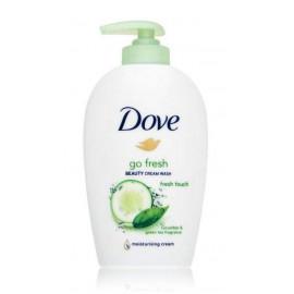 Dove Go Fresh Cucumber & Green Tea kreminis kūno prausiklis 250 ml.