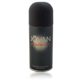 Jovan Satisfaction for Men izsmidzināms dezodorants vīriešiem 150 ml.