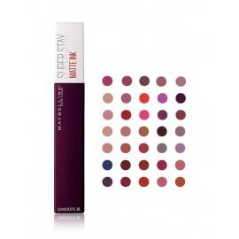Maybelline SuperStay Matte Ink šķidra lūpu krāsa