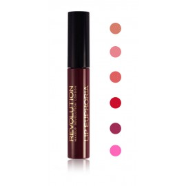 Makeup Revolution Lip Euphoria lūpu laka