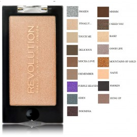 Makeup Revolution Eyeshadow acu ēnas