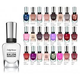 Sally Hansen Complete Salon Manicure nagu laka