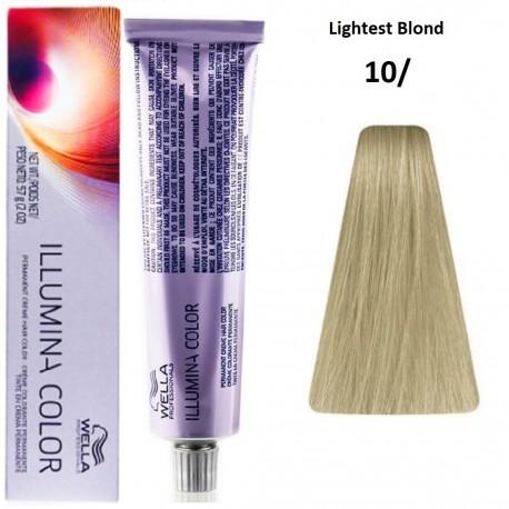 Wella Professionals Illumina profesionāla matu krāsa 60 ml