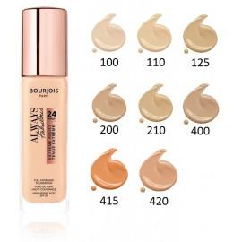 Bourjois Always Fabulous 24H Make-Up SPF20 meikapa bāze 30 ml