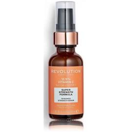 Makeup Revolution Vitamin C Radiance Strength Serum 12,5% serums ar C vitamīnu 30 ml