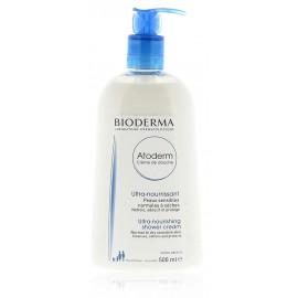 BIODERMA Atoderm Crème De Douche dušas krēms sausai ādai 500 ml