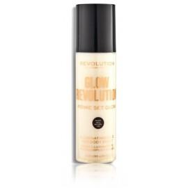Makeup Revolution Glow Revolution Prime Set Glow daudzfunkcionāls sprejs sejai un ķermenim 200 ml.