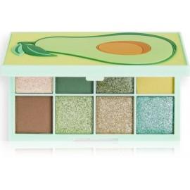 Makeup Revolution Tasty Mini Avocado acu ēnu palete 10,8 g.