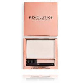 Makeup Revolution Soap Brow uzacu fiksējošas ziepes 5 g.
