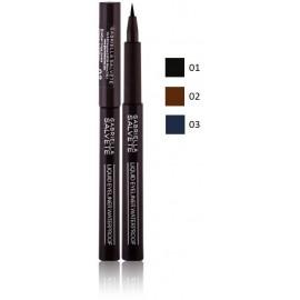 Gabriella Salvete Liquid Eyeliner šķidrs acu kontūrlīnijas laineris 1 ml.